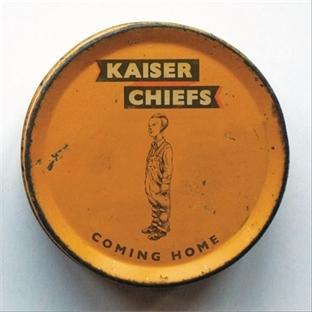 "Yeni Şarkı: Kaiser Chiefs ""Coming Home"""