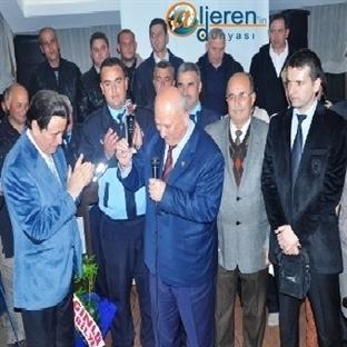 Yılın Başkanı Ödülü, Ahmet Dağdelen'e Verildi