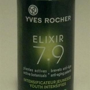Yves Rocher Elixir 7.9 yorumum