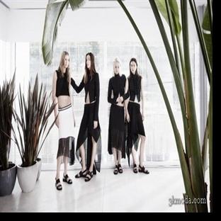 Zara İlkbahar Yaz Koleksiyonu 2014