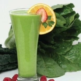 Zayıflatan yeşil mucize içecek