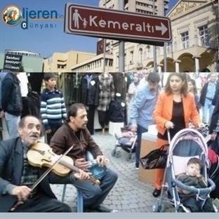 İzmir Kemeraltı Çarşısı