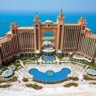 100 Yıldızlı Otel: Atlantis the Palm