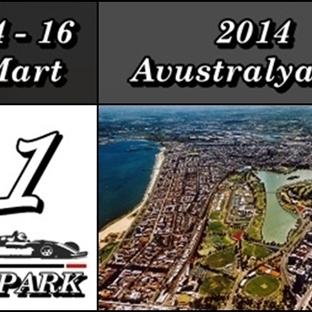 2014 Avustralya GP - Yarış Sonucu