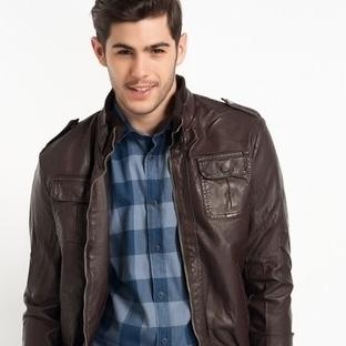2014 Erkek Mont Kaban Modelleri