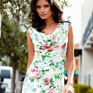 2014 İlkbahar Yaz Elbise Modelleri