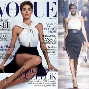 2014 Mart Dergi Kapakları