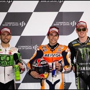 2014 MotoGP Sezonu Başlıyor, Katar'da Pole Marquez