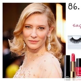 2014 Oscar Törenlerinin En Güzel Makyajları