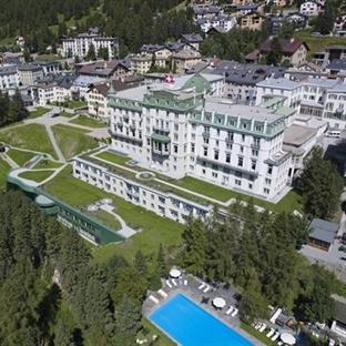 2014'ün En İyi Oteli: Kronenhof