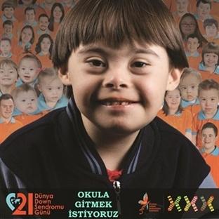 21.3 Dünya Down Sendromu Günü