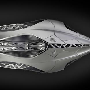 3D Yazıcı İle Otomobil Basın