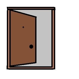 Açık Bırakılan Kapılar.