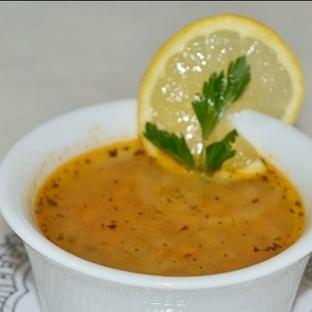 Akşama Şip Şak Mercimek çorbası (düdüklü tencerede