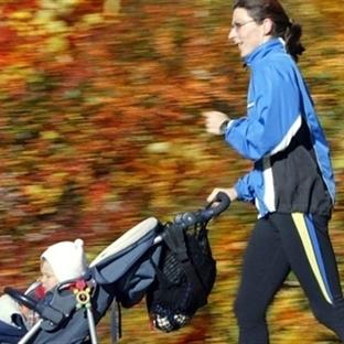 Aktif Annenin Çocuğu da Aktif Olur mu?