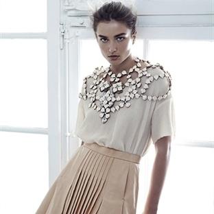 Amber Valletta ve H&M Conscious Koleksiyonu