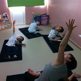 Anne-Çocuk Yogası