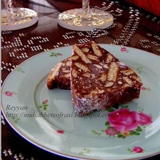Annem usulü mozaik pasta