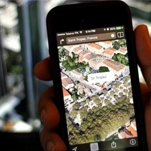 Apple, Harita Uygulamasına 3 Şehrin 3D Görüntüsünü