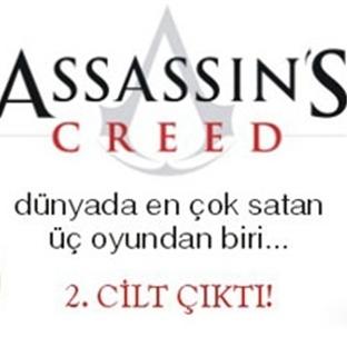 Assassin's Creed'in 2. Çizgi Romanı Çıktı
