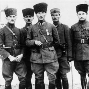 Atatürk, Baba Hakkı, Vatan