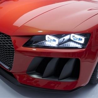 Audi Akıllı Lazer Farlarla Yine Devrim Yapacak