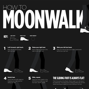 Ay Yürüyüşü (Moonwalk) Nasıl Yapılır?