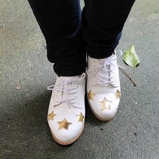 Ayakkabımdaki Yıldızlar