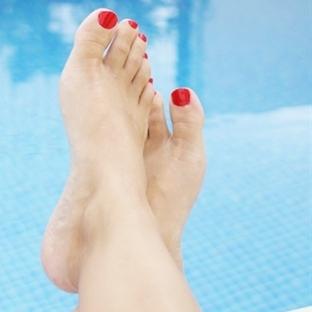 Ayaklarınız yaz ve açık ayakkabılar için hazır mı?