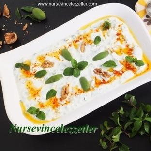 Badem Çağla Salatası Tarifi