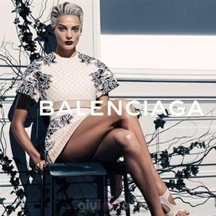 Balenciaga 2014 İlkbahar Yaz Kampanyası