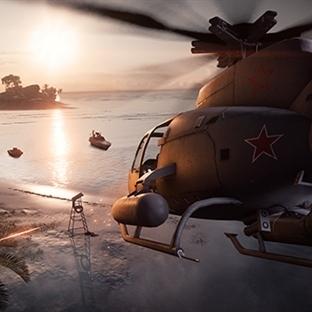 Battlefield 4 Naval Strike Yeni Ekran Görüntüleri