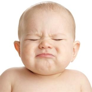 Bebekler inatla neden ağlar?