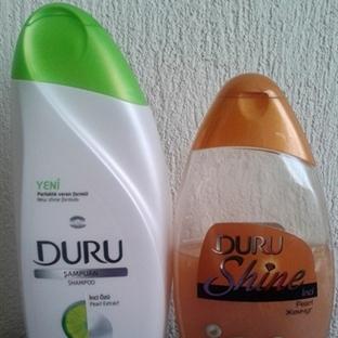 Beğendim: Duru İncili Şampuan&Duş Jeli