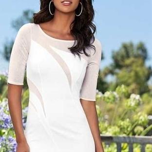 Beyaz Giyim Trend Ve Modası