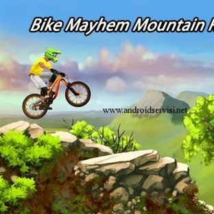 Bike Mayhem Mountain Racing Oyunu