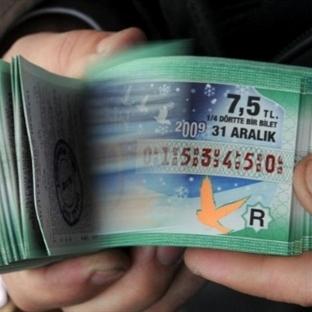 Bir piyango bileti satışta nasıl işinize yarar?