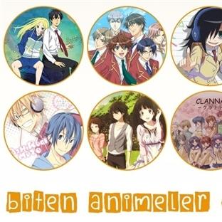 Biten Animeler #4