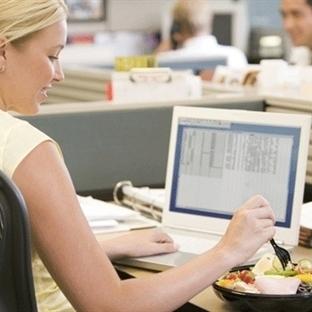 Çalışanlar için diyet ipuçları