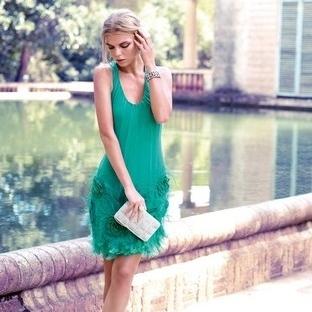 Carla Ruiz Elbise Modelleri
