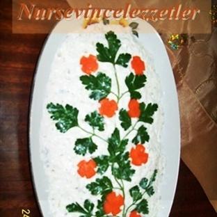 Cevizli Kereviz Salatası Tarifi
