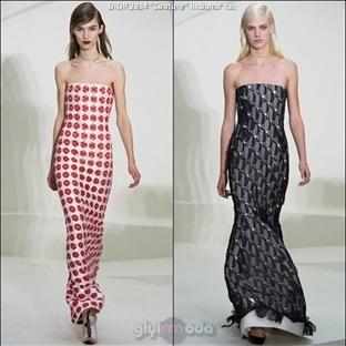 "Christian Dior 2014 ""Haute Couture"" Yaz Defilesi"