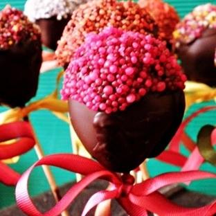 Çikolatalı Lolipop Tarifi