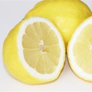 Cildinize limonla gelen güzellik