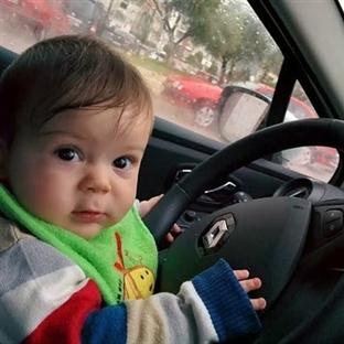 Clio 4, Oğlum ve ilk 20,000 Km...