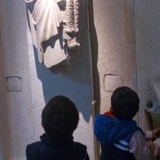 Çocukla İstanbul Arkeoloji Müzesini Gezmek