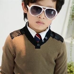 Çocuklar için Güneş Gözlüğü Modası ve Kombinleri