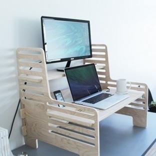 Çoklu Bilgisayarla Çalışanlar İçin Özel Masa