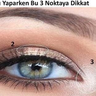 İdeal Göz Makyajı Nasıl Yapılır?