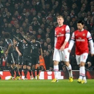 Denedik: Bayern Münih 1-1 Arsenal